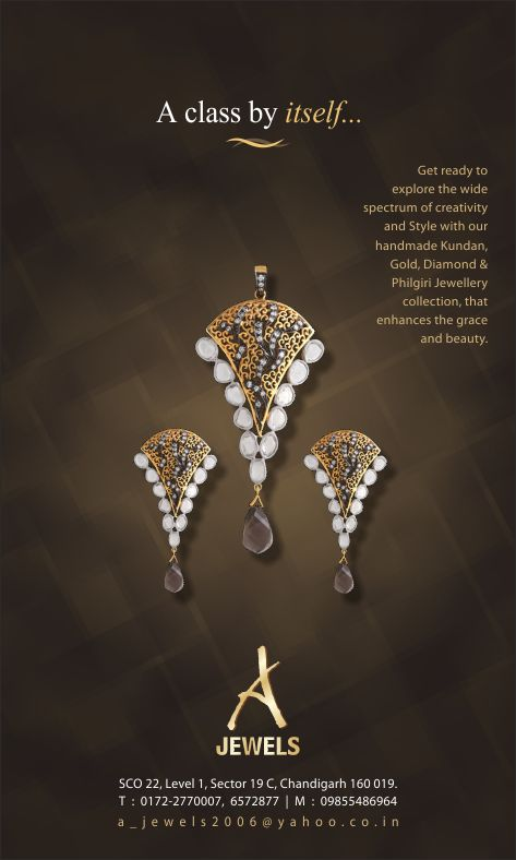 Jewellery Store Advertisement