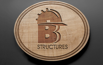 Big Structures Brand Identity