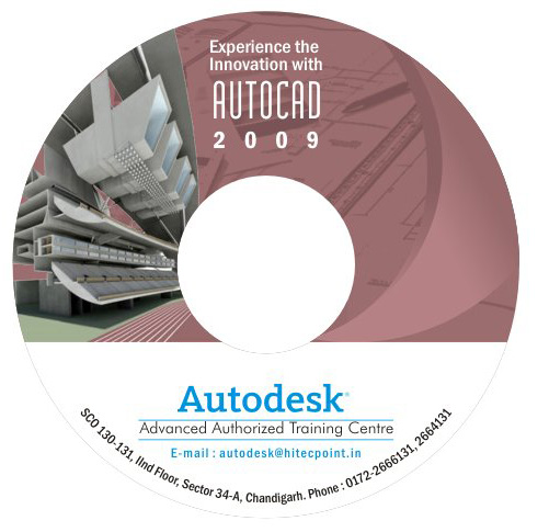 Autodesk DVD Covers