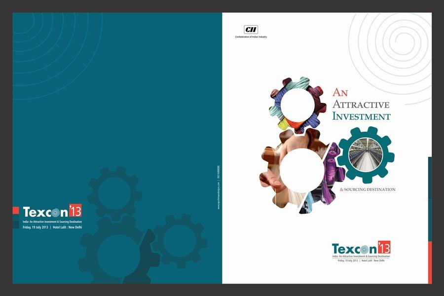Corporate Brochure Design For Cii