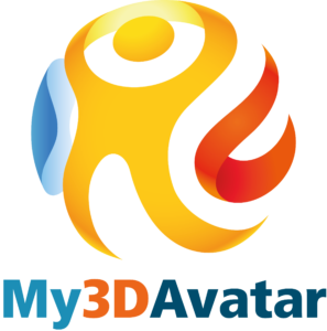 MY 3D Avatar Logo