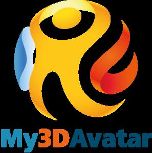 MY 3D Avatar Logo