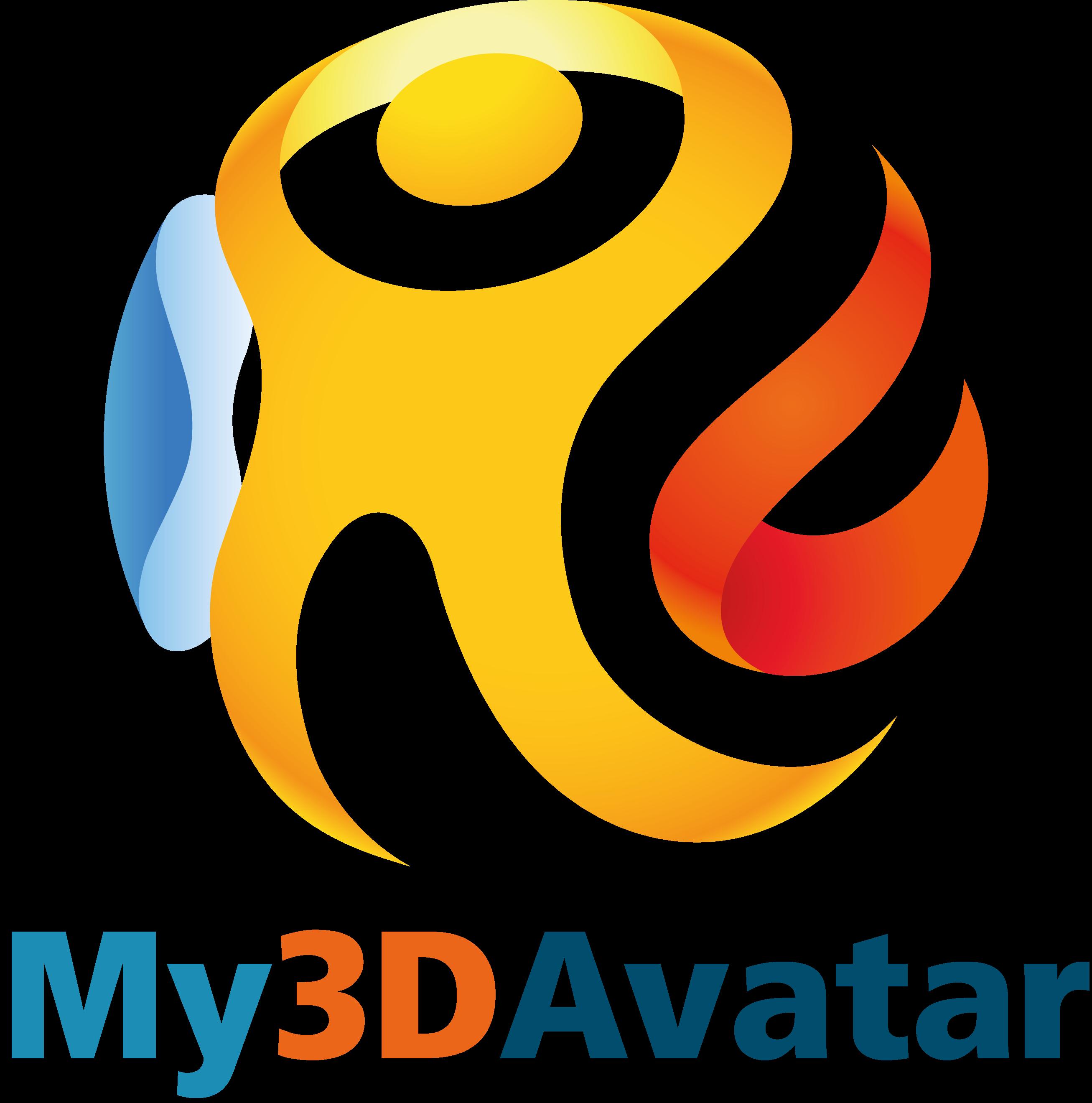 Logo design brand identity for my 3d avatar for Design lago