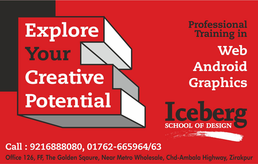 Learn Graphic Designing in Zirakpur