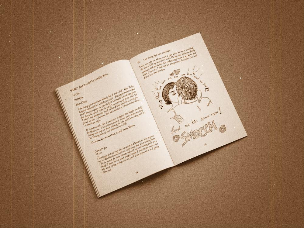 Book Page Designer